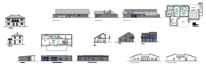Villa; Stuehus; Tilbygning til villa; Tilbygning til stuehus; Lovliggørelse; Lovligørelse; Beboelse; Værelser i gl. staldlænge; Udnytte tagetage